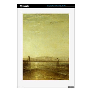 Joseph Mallord Turner - Brighton from the sea PS3 Decals