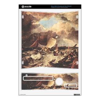 Joseph Mallord Turner - Calais pier Xbox 360 S Skin