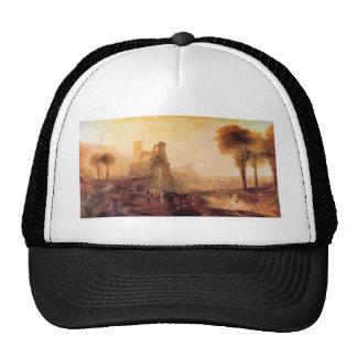 Joseph Mallord Turner - Caligulas Palace and Bridg Trucker Hat