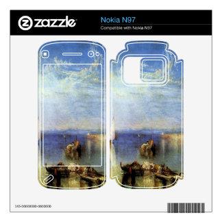 Joseph Mallord Turner - Campo Santo Venice Nokia N97 Decals