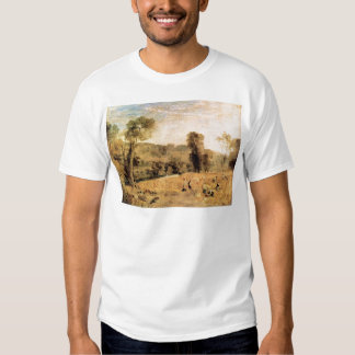Joseph Mallord Turner - Cassiobury Park - Harvest T-Shirt