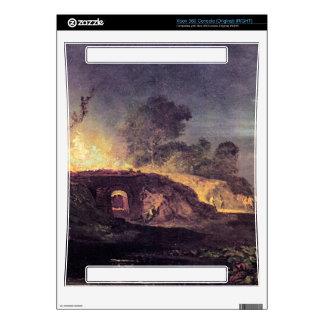 Joseph Mallord Turner - Coalbrookdale Xbox 360 Decals