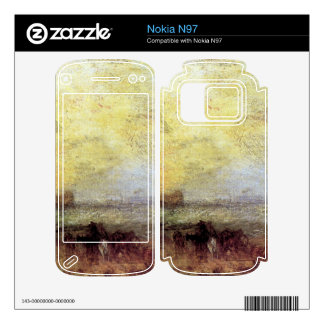 Joseph Mallord Turner - Day after the storm Skin For The Nokia N97