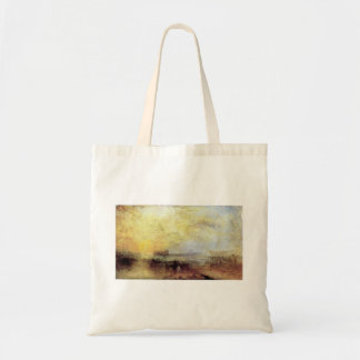 Joseph Mallord Turner - Day after the storm Tote Bag
