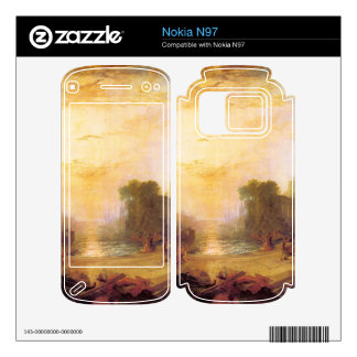 Joseph Mallord Turner - Decline of Carthagen Decal For The Nokia N97