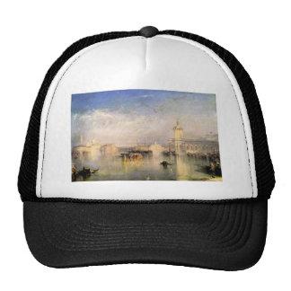 Joseph Mallord Turner - Dogano San Giorgio Citella Trucker Hat