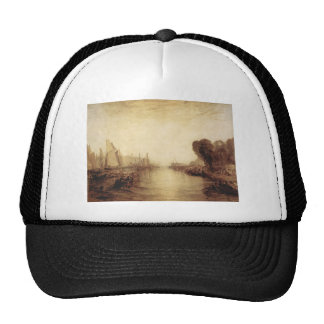 Joseph Mallord Turner - East Cowes Castle Trucker Hat