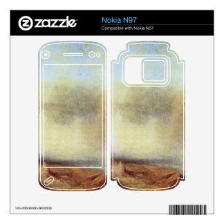 Joseph Mallord Turner - Falls of the Clyde Nokia N97 Skins