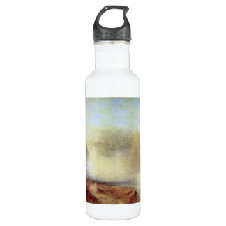 Joseph Mallord Turner - Falls of the Clyde Stainless Steel Water Bottle