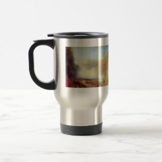Joseph Mallord Turner - Falls of the Clyde Travel Mug