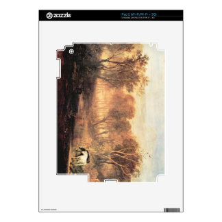 Joseph Mallord Turner - Forest of Bere Decals For iPad 2