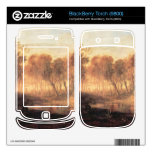 Joseph Mallord Turner - Forest of Bere BlackBerry Decal