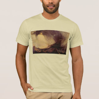 Joseph Mallord Turner - Hanibal crossing Alps in a T-Shirt
