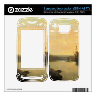 Joseph Mallord Turner - Harlech Castle Samsung Impression Decal