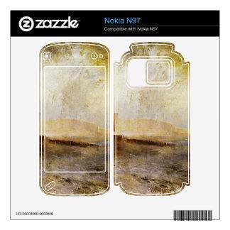 Joseph Mallord Turner - Hastings Skin For The Nokia N97