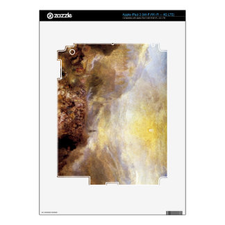 Joseph Mallord Turner - Heidelberg Skin For iPad 3