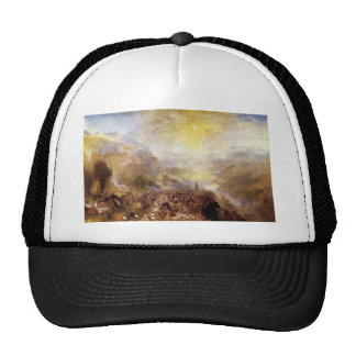 Joseph Mallord Turner - Heidelberg Trucker Hat