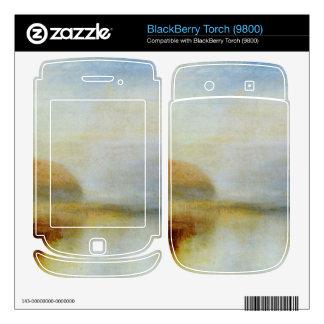 Joseph Mallord Turner - Inverarry Pier Skin For BlackBerry Torch