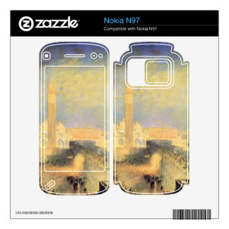 Joseph Mallord Turner - Juliet and her nurse Skins For Nokia N97