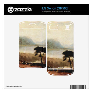 Joseph Mallord Turner - Lake Geneva in Montreux Decals For The LG Xenon