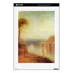 Joseph Mallord Turner - Landscape with a woman wit PS3 Console Skin