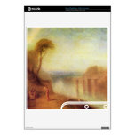 Joseph Mallord Turner - Landscape with a woman wit Decals For PS3 Slim