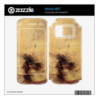 Joseph Mallord Turner - Light and Color Decals For The Nokia N97