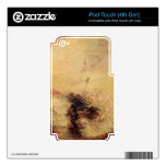 Joseph Mallord Turner - Light and Color iPod Touch 4G Decals