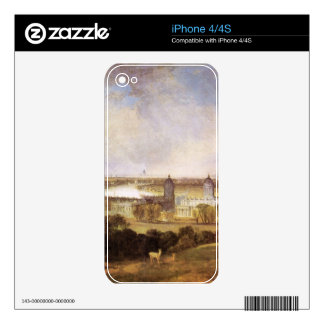 Joseph Mallord Turner - London iPhone 4S Decals