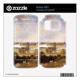 Joseph Mallord Turner - London Skins For The Nokia N97