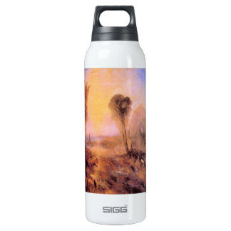 Joseph Mallord Turner - Mercury and Argus 16 Oz Insulated SIGG Thermos Water Bottle