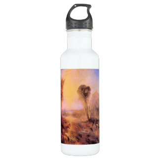Joseph Mallord Turner - Mercury and Argus 24oz Water Bottle