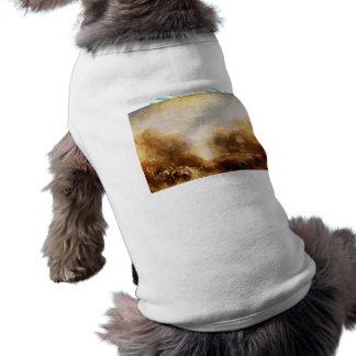 Joseph Mallord Turner - Mercury sent to admonish A Pet Tee Shirt