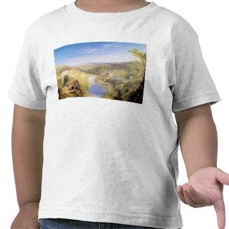 Joseph Mallord Turner - Modern Italy T-shirts