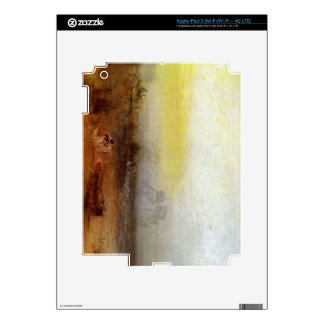 Joseph Mallord Turner - Morning after the wreck iPad 3 Skins
