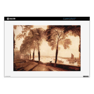 "Joseph Mallord Turner - Mortlake Terrace Decals For 15"" Laptops"