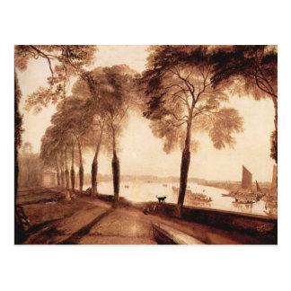 Joseph Mallord Turner - Mortlake Terrace Postcard