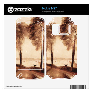 Joseph Mallord Turner - Mortlake Terrace Nokia N97 Decal