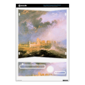 Joseph Mallord Turner - Mouth of the Seine Skin For The Xbox 360 S