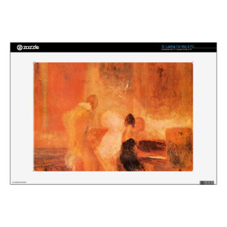 """Joseph Mallord Turner - Music at Cowes Castle Skins For 13"""" Laptops"""