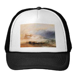 Joseph Mallord Turner - Northumberland shore Trucker Hat