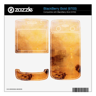 Joseph Mallord Turner - Old Italy - Ovid banished BlackBerry Bold Skins