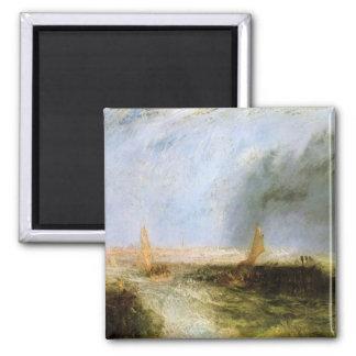 Joseph Mallord Turner - Ostend Magnet
