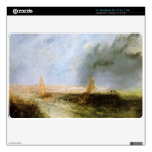 Joseph Mallord Turner - Ostend Skins For MacBook Air