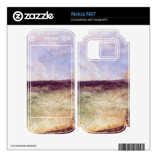 Joseph Mallord Turner - Outside of Ramsgate Nokia N97 Skins