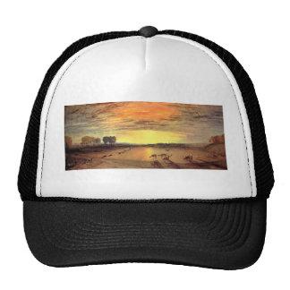 Joseph Mallord Turner - Petworth Park Trucker Hat