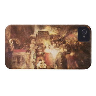 Joseph Mallord Turner - Pilate washing his hands iPhone 4 Cases
