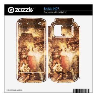 Joseph Mallord Turner - Pilate washing his hands Nokia N97 Skin