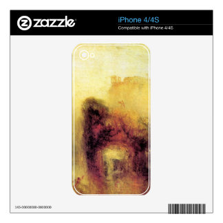 Joseph Mallord Turner - Queen Mabs cave iPhone 4S Skin