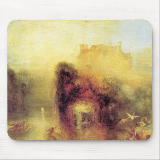 Joseph Mallord Turner - Queen Mabs cave Mouse Pads